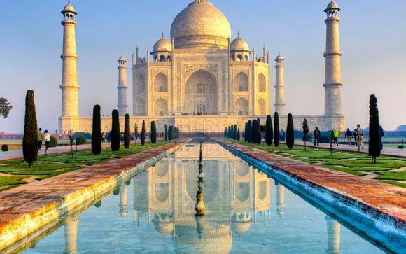 India Delhi - Las Perlas de la India con estancia en Goa desde 1.665,00 ? con Voyage Prive en Delhi India
