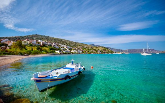 Grecia Elounda - Elounda Orama 4* desde 313,00 €