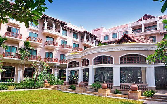 Sohka Angkor Hotel le abre sus puertas
