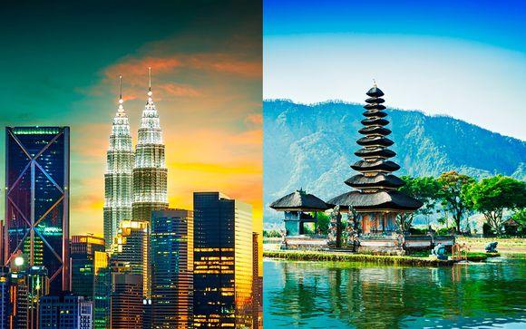 Sofitel Kuala Lumpur Damansara 5* y Hotel Indigo Bali Seminyak Beach 5*