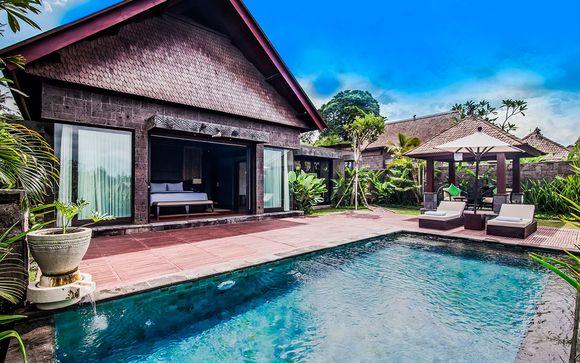 The Sanctoo Villas & Spa 5* y Radisson Blu Uluwatu 5*