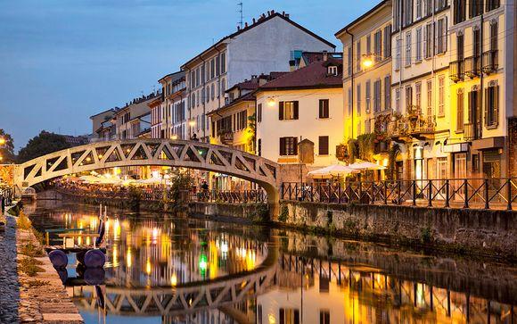 Italia Milán - UNA Hotel Scandinavia 4* desde 44,00 €