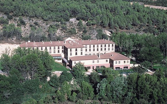 El Hotel Balneario Termaeuropa Carlos III le abre sus puertas