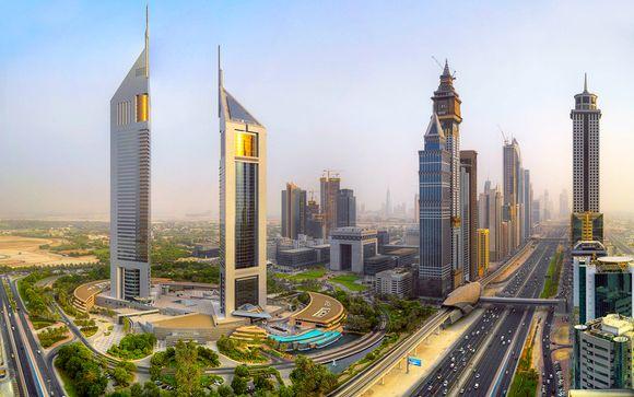 Emiratos Árabes Unidos Dubái  Jumeirah Emirates Tower 5* desde 780,00 €