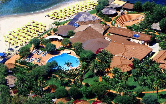 Poussez les portes du Villaggio Club Baia del Sole  4*