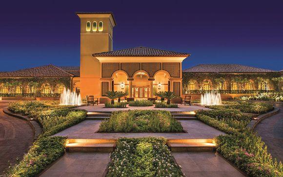 Poussez les portes de l'hôtel The Ritz Carlton 5*