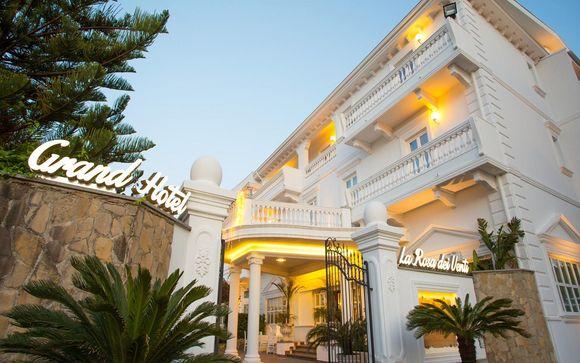 Poussez les portes de Grand Hotel La Rosa dei Venti 4*
