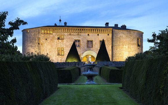 Château de Bagnols 5*
