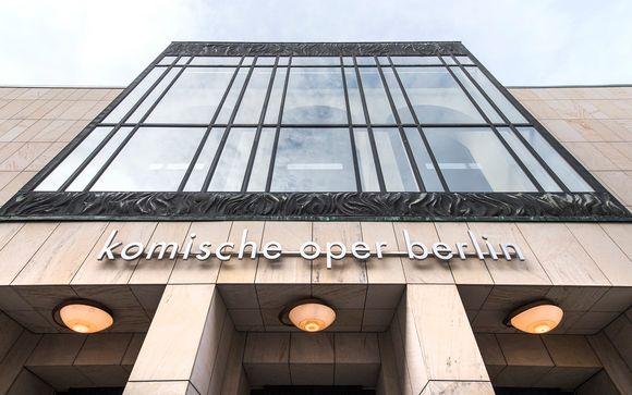 Les opéras de Berlin