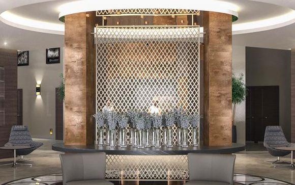 Poussez les portes de votre hôtel Waterfront 4*