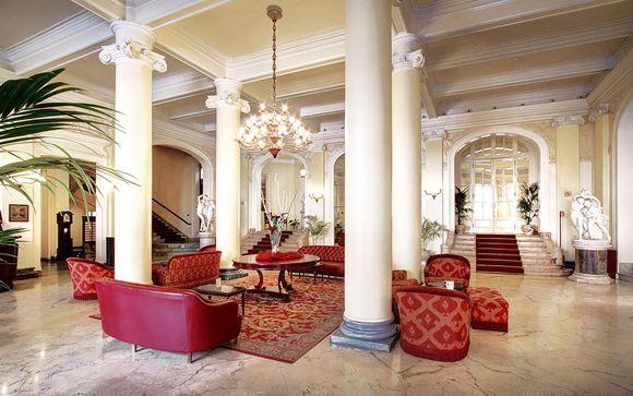 Grand Hôtel Et Des Palmes 4*