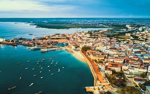 Mettez une option sur l'évasion à Zanzibar