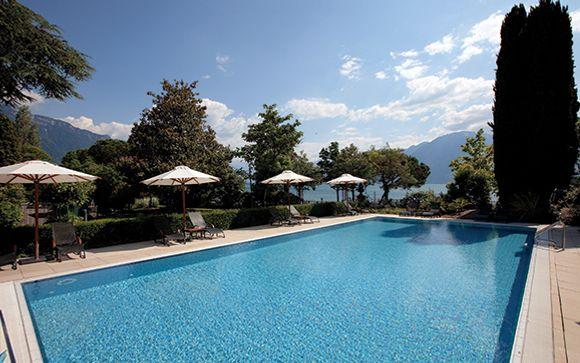 Fairmont Montreux Palace *****
