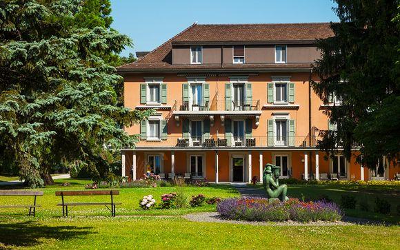 Poussez les portes de votre Grand Hôtel des Bains