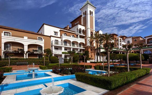 Poussez les portes de l'Hôtel Barcelo Isla Canela 4*
