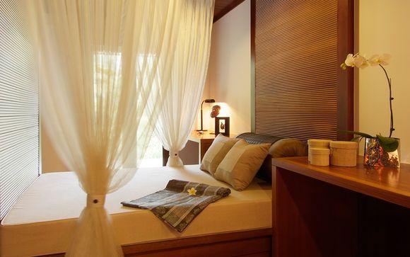 Poussez les portes de l'hôtel Tanjong Jara Resort 4* à Kuala Dungun