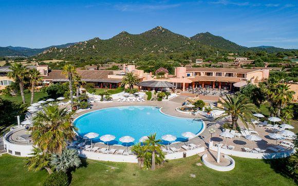 Poussez les portes de votre Sant'Elmo Beach Resort 4*