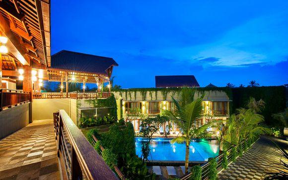 Poussez les portes de l'hôtel Ubud Benoa 4*