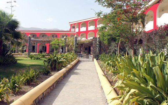 Poussez les portes de votre Santantao Art Resort4*