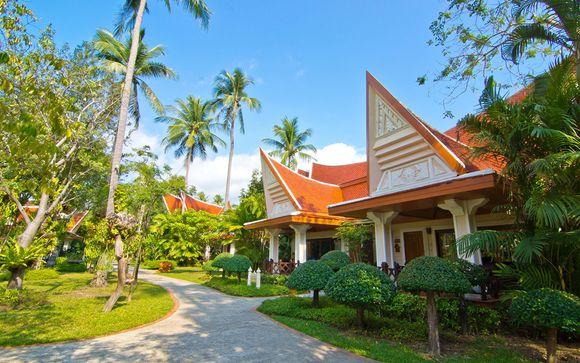 Votre extension à l'hôtel Panviman Koh Chang