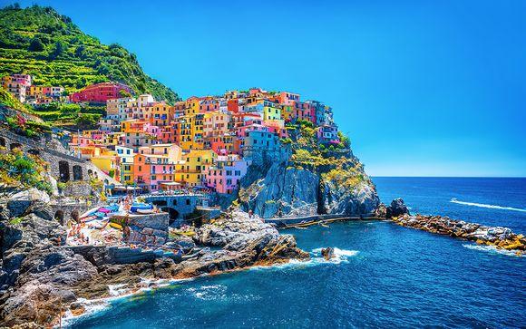 Zoom sur votre pre-extension La Spezia / Cinque Terre en 2 nuits (en début d'autotour)