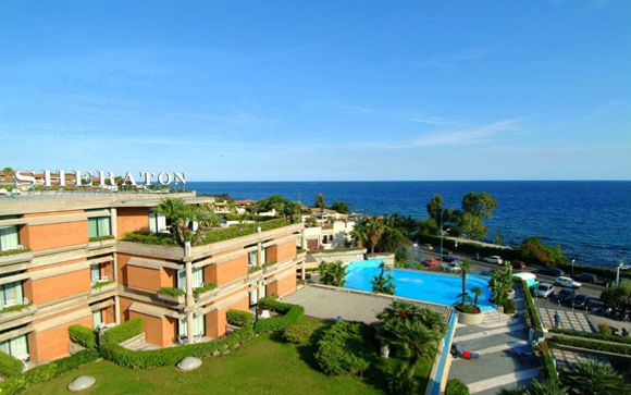 Sheraton Catania Hotel & Conference Center ****