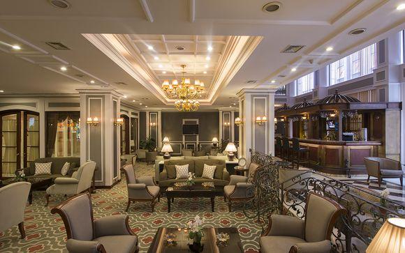 Hotel Yigitalp 4* Sup