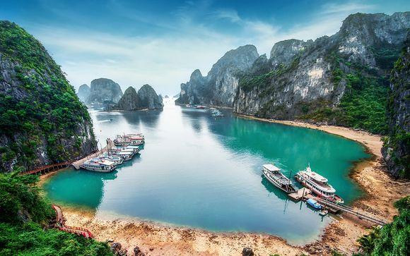 Circuit Saveurs du Vietnam 14 jours/12 nuits en hôtels 4/5*
