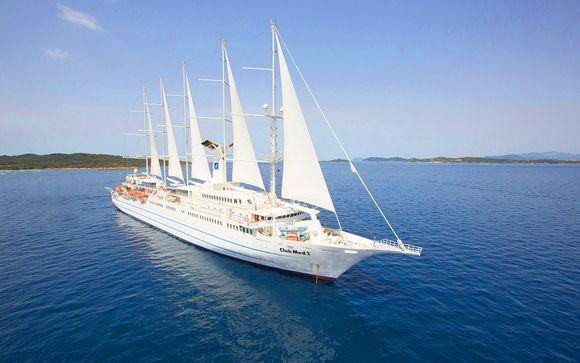 Croisière Club Med 2 - Corse et côtes italiennes en juillet