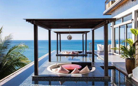 Hôtel Cape Sienna 5* avec pre-extension possible à Bangkok