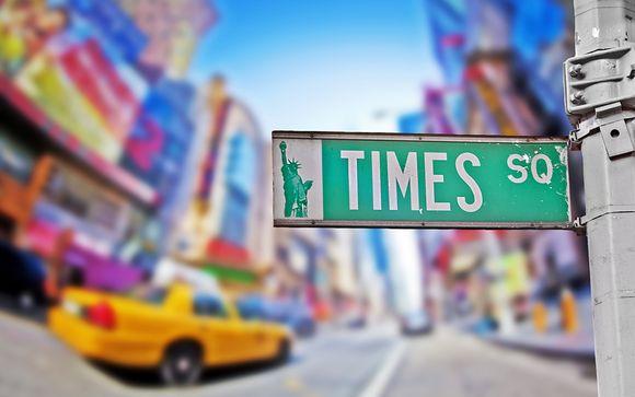 Etats-Unis New York - Holiday Inn NYC Times Square  à partir de 269,00 € (269.00 EUR€)