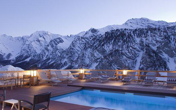 Alta Peyra Hôtel & Spa 4*