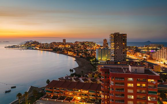 Espagne Murcia - Occidental Murcia Siete Coronas 4* à partir de 122,00 € (122.00 EUR€)