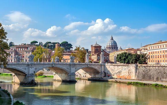 Charme à l'italienne près de la Basilique Saint Pierre