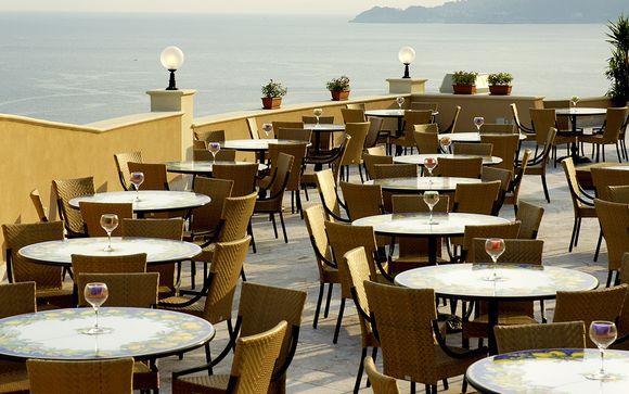 Poussez les portes de l'hôtel Capo Dei Greci 4* à Taormine