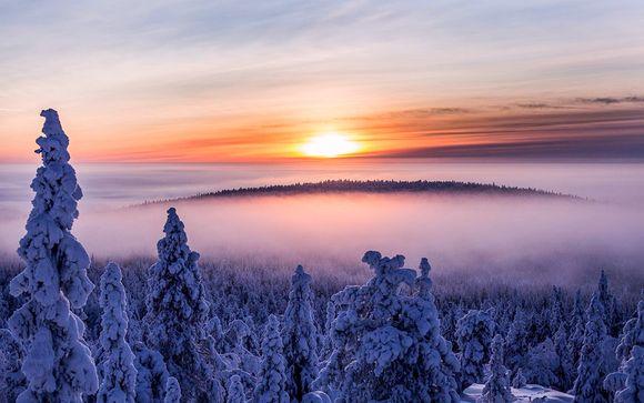 Circuit Aventure Arctique en Finlande