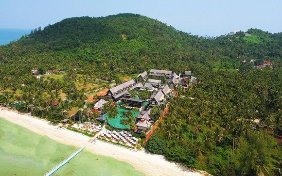 Combiné Mai Samui Beach 5* et The Shellsea Krabi 5*