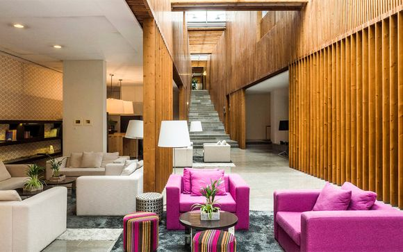 Hôtel Inspira Santa Marta 4*