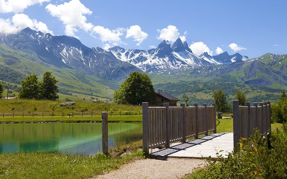 Ambiance famille et cosy en Savoie