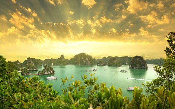 Combiné Pékin et Vietnam en 11 ou 14 nuits
