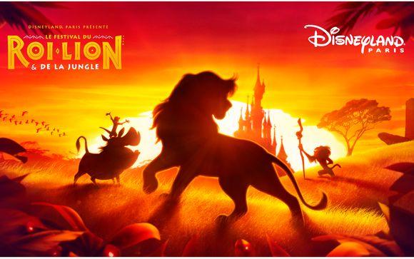 Le Festival du Roi Lion et de la Jungle à Disneyland Paris ®