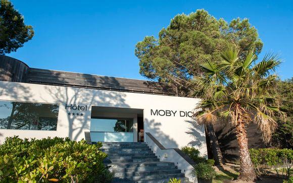 Poussez les portes de votre Hôtel Moby Dick 4*
