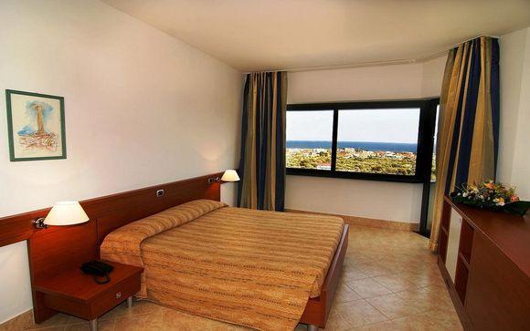Poussez les portes de votre Mirabeau Park Hotel 4*