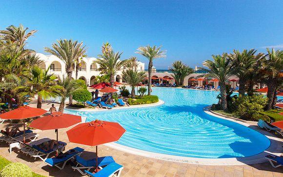 Tunisie Djerba - Hôtel Sentido Djerba Beach 4* à partir de 309,00 € (309.00 EUR€)