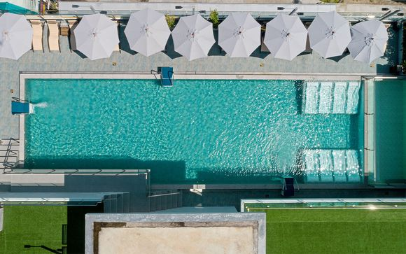 Poussez les portes de l'hôtel Zenseana Resort & Spa 5*