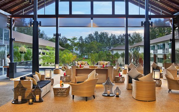 Poussez les portes de l'hôtel Manathai Khao Lak 5* à Khao Lak