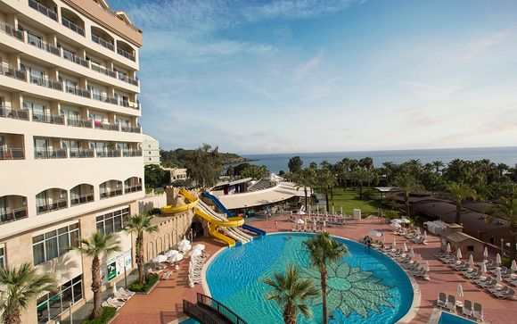 Poussez les portes de votre Kirman Leodikya Resort 5*
