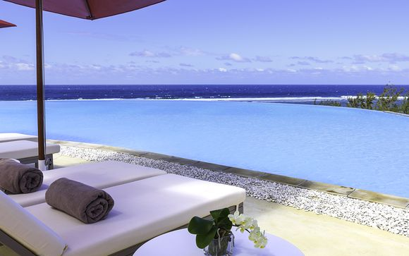 Akoya H�tel & Spa 5* et extension possible � Maurice