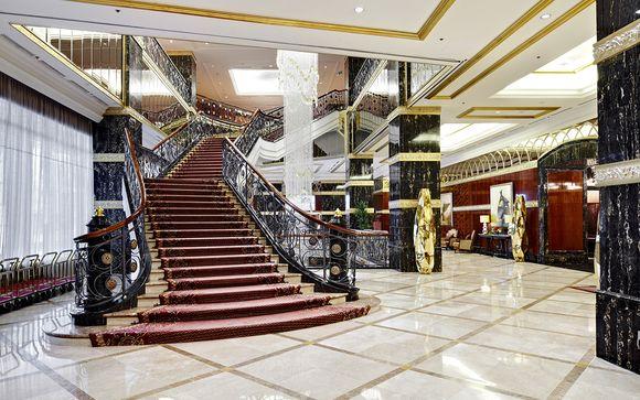 Poussez les portes du Lotte Hôtel Moscow 5*