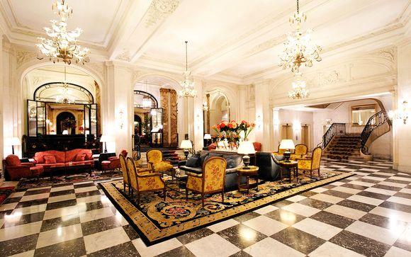 Belgique Bruxelles - Hotel Le Plaza Brussels 5* à partir de 45,00 € (45.00 EUR€)